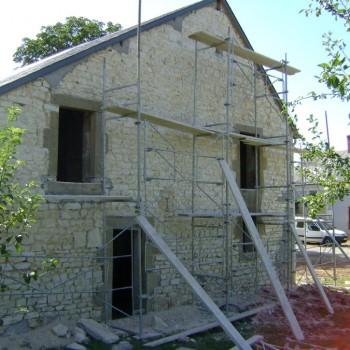 Sas cazin maconnerie travaux publics r novation for Assainissement maison ancienne