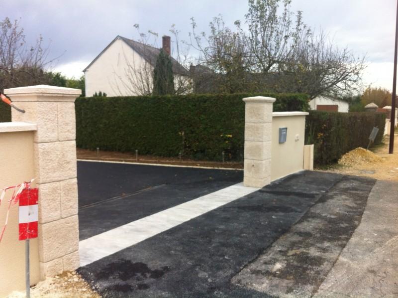 Sas cazin maconnerie travaux publics r novation for Cloture mur beton